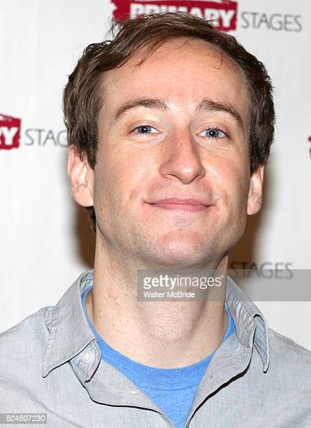 Eric Clem attending the Meet Greet for the Primary Stages 20th Anniversary Production of 'All In The Timing' at their rehearsal studios in New York...