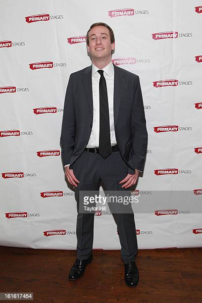 Eric Clem attends the All In The Timing 20th Anniversary Opening Night Reception at The Volstead on February 12 2013 in New York City