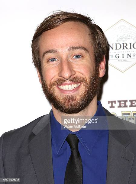 Eric Clem attends the Broadway Opening Night Performance After Party for 'The Elephant Man' at Gotham on December 7 2014 in New York City
