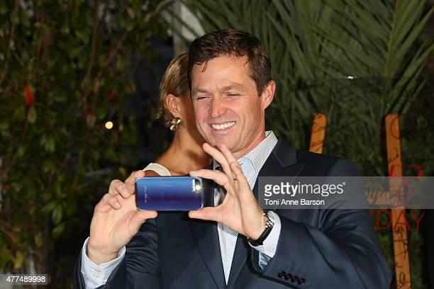 Eric Close attends the 55th Anniversary Party at the Monte Carlo Beach on June 16 2015 in MonteCarlo Monaco
