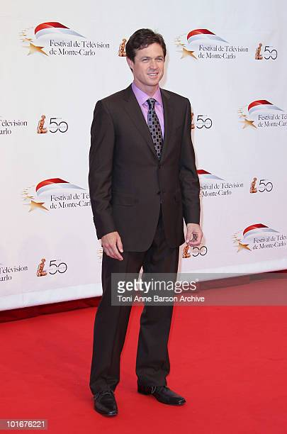 Eric Close attends the opening night of the 2010 Monte Carlo Television Festival held at the Grimaldi Forum on June 6, 2010 in Monte-Carlo, Monaco.