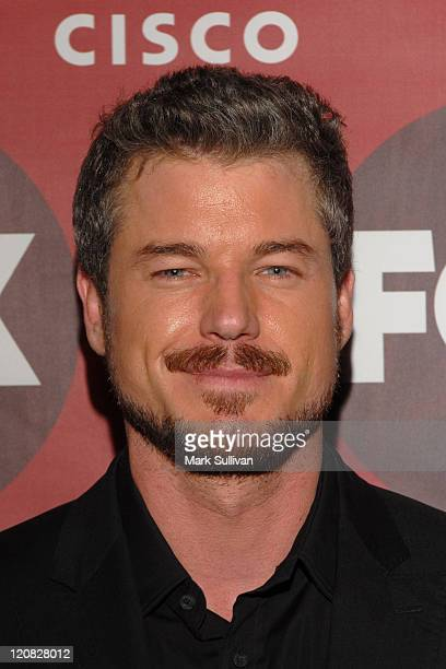 Eric Dane during FOX Fall 2006 EcoCasino Party at Boulevard3 in Hollywood California United States