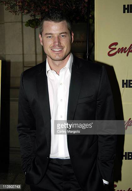 Eric Dane during HBO Films 'Empire Falls' New York Premiere at The Metropolitan Museum of Art in New York City New York United States