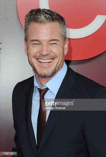 Eric Dane from 'The Last Ship' attends CTV Upfront 2013 Presentation at Sony Centre For Performing Arts on June 6 2013 in Toronto Canada