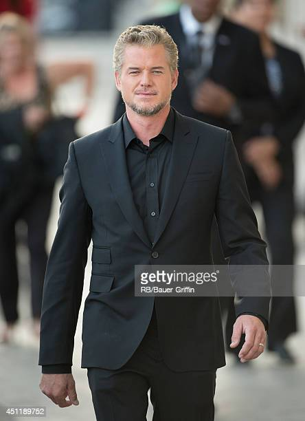 Eric Dane is seen in Hollywood on June 24 2014 in Los Angeles California