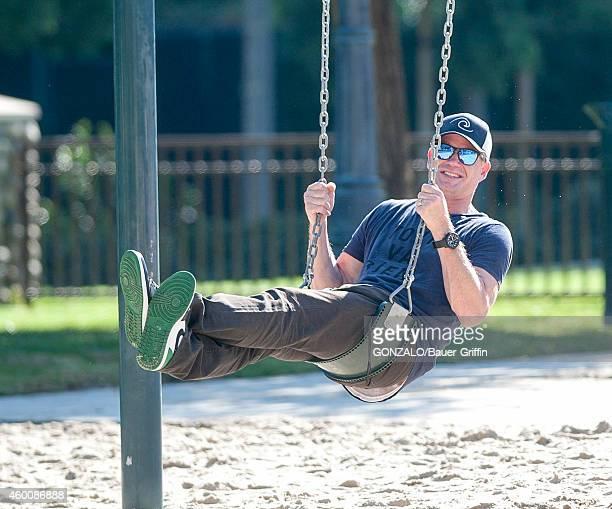 Eric Dane is seen on December 06 2014 in Los Angeles California