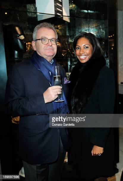 Eric De Lavandeyra and Raquel De Lavandeyra attend Kelly Wearstler and LACMA's AvantGarde celebrating her eponymous new book Kelly Wearstler Rhapsody...