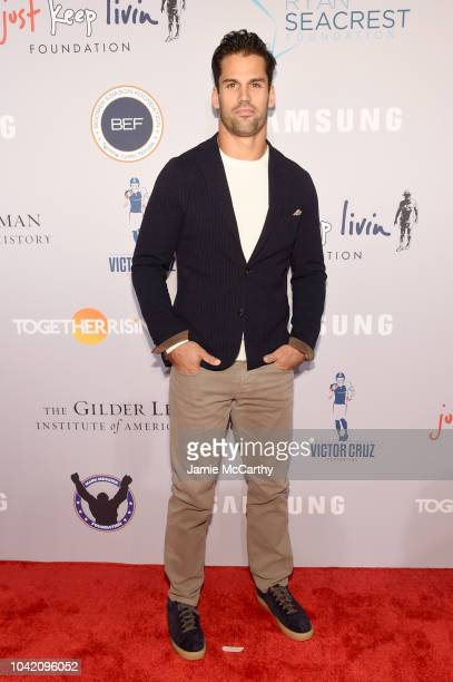 Eric Decker attends the Samsung Charity Gala 2018 at The Manhattan Center on September 27, 2018 in New York City.