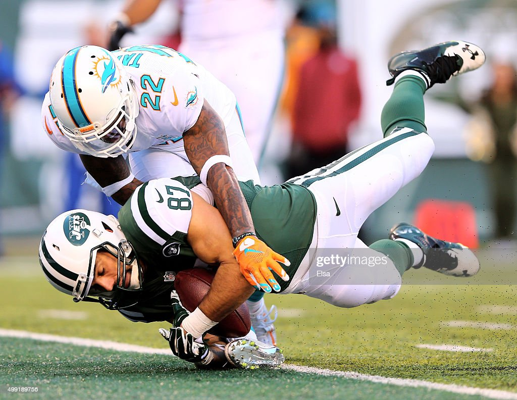 Miami Dolphins v New York Jets : ニュース写真
