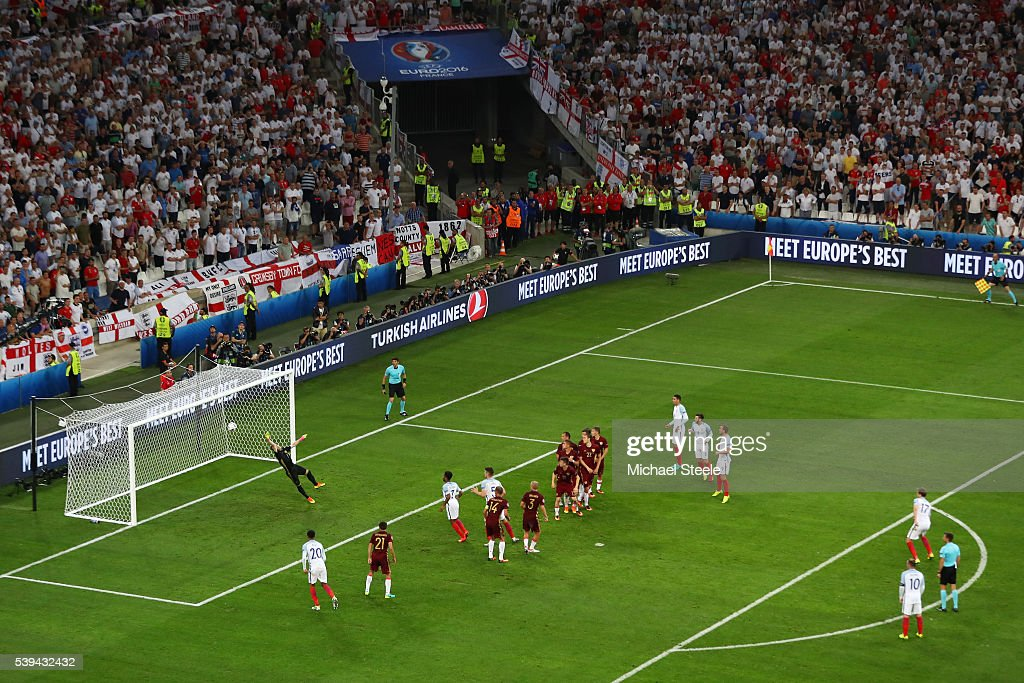 Best Of England v Russia - Euro 2016