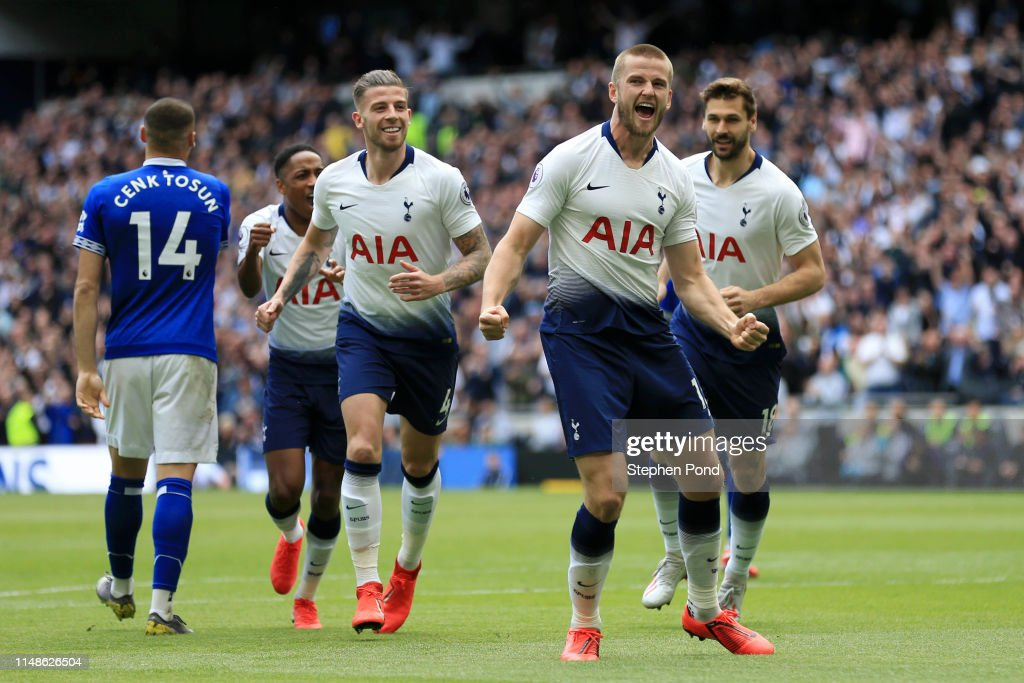 Tottenham Hotspur v Everton FC - Premier League : News Photo