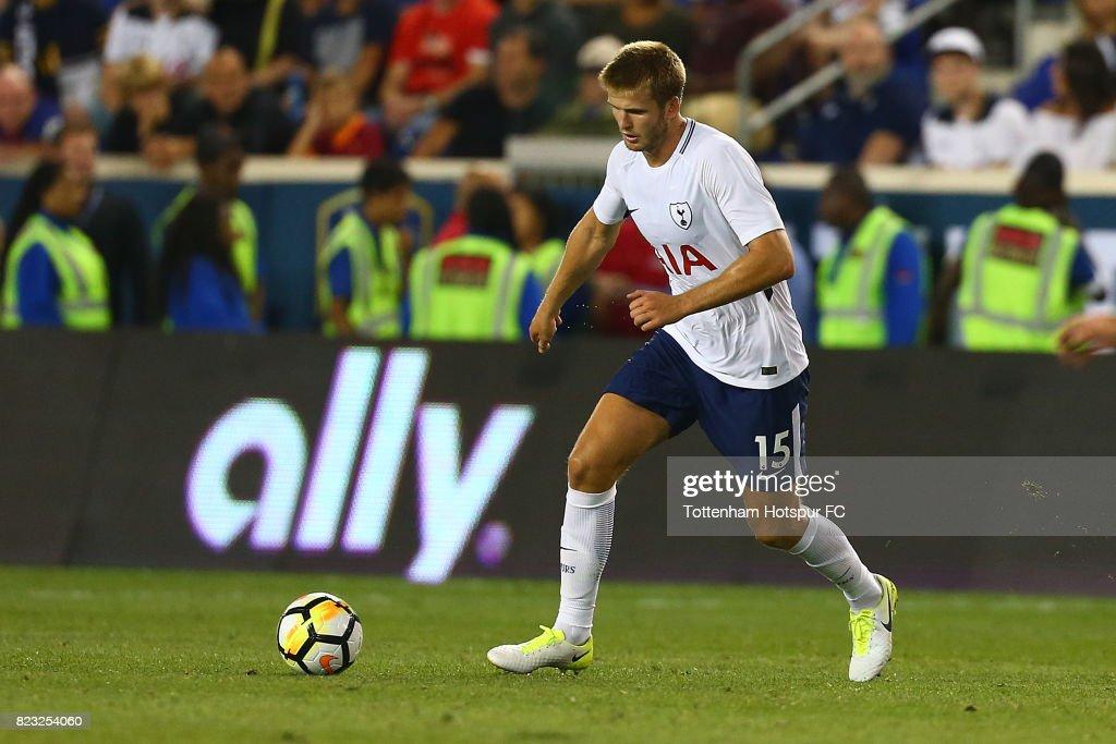 International Champions Cup 2017 - Tottenham Hotspur v AS Roma : News Photo