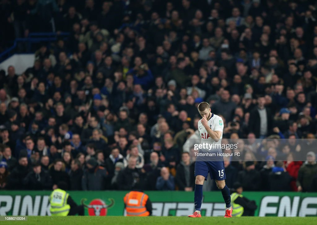 Chelsea v Tottenham Hotspur - Carabao Cup: Semi-Final Second Leg : News Photo