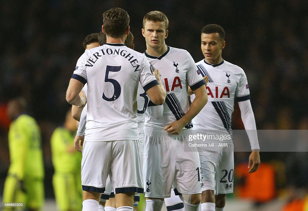 Tottenham Hotspur FC v RSC Anderlecht - UEFA Europa League : News Photo