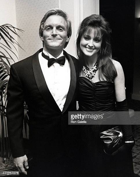 Eric Douglas and Diandra Douglas during The American Academy of Dramatic Arts Tribute to Kirk Douglas at Waldorf Astoria Hotel in New York City New...