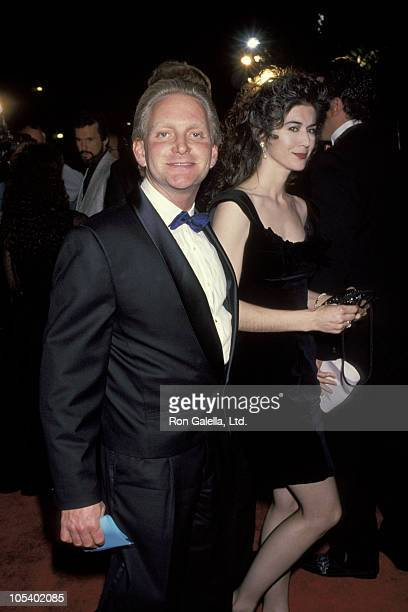 Eric Douglas and Kim Weeks during 7th Annual American Comedy Awards at Shrine Exposition Center in Los Angeles California United States