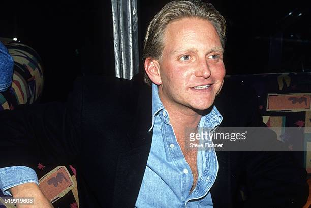 Eric Douglas at Playgirl party New York 1994