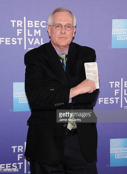 Eric E Sterlingpresident of Criminal Justice Policy Foundation attends the Tribeca Talks After The Movie Beyond The Screens How To Make Money Selling...