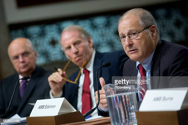 Eric Edelman distinguished fellow at the Center for Strategic and Budgetary Assessments and former under secretary of defense for policy right speaks...