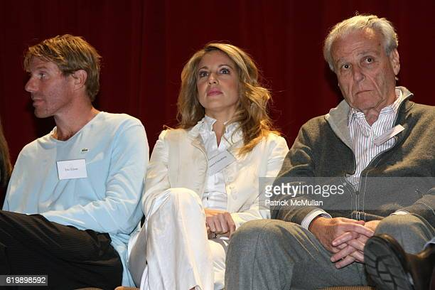 Eric Eisner, Lauren Glassberg and Bill Goldman attend New Yorkers For Children Entertainment Network to Success at New York University on May 7, 2008...