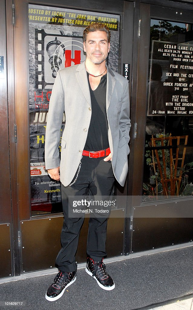 Eric Etebari attends the premiere of 'An Affirmative Act' at Cedar Lane Cinemas on June 4, 2010 in Teaneck, New Jersey.