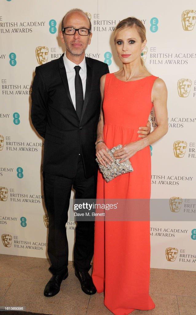 EE British Academy Film Awards - Inside Arrivals