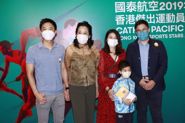 CHN: Cathay Pacific 2019 Hong Kong Sports Stars Awards