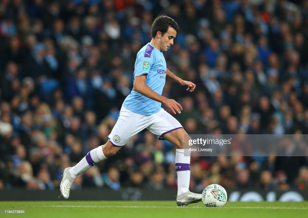 Manchester City v Southampton FC - Carabao Cup Round of 16 : News Photo