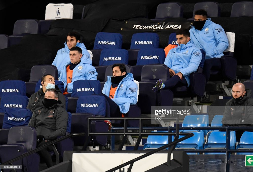 Manchester City v Fulham - Premier League : ニュース写真