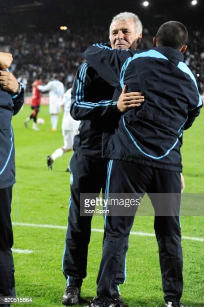 Eric GERETS Lille / Marseille 33eme journee de Ligue 1 Stadium Nord Villeneuve d'Ascq Lille