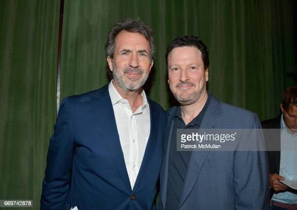Eric Goode and Jaime Frankfurt attend The Turtle Conservancy's 4th Annual Turtle Ball at The Bowery Hotel on April 17 2017 in New York City