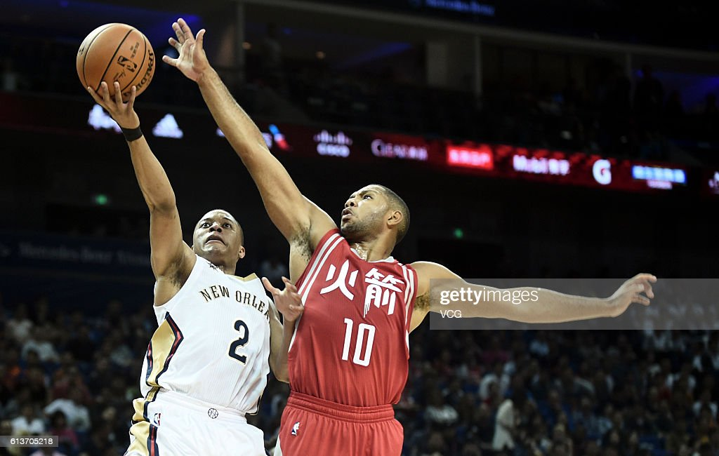 New Orleans Pelicans v Houston Rockets : News Photo