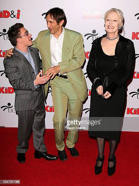 Eric Gores Richard Edson and Penelope Spheeris director/producer