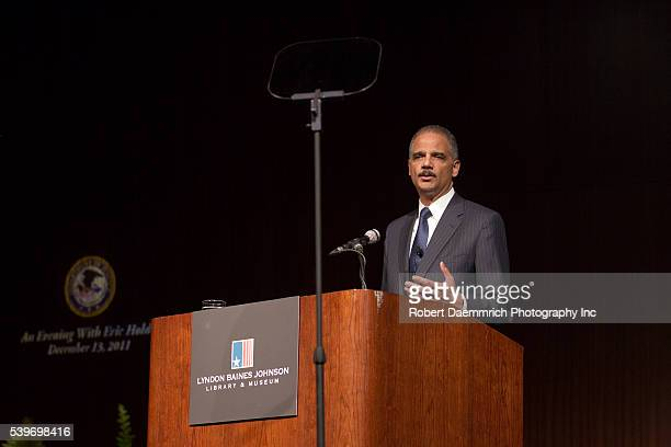 Eric Holder Attorney General of the United States details the Obama administration's efforts to uphold provisions of the Voting Rights Act in a...