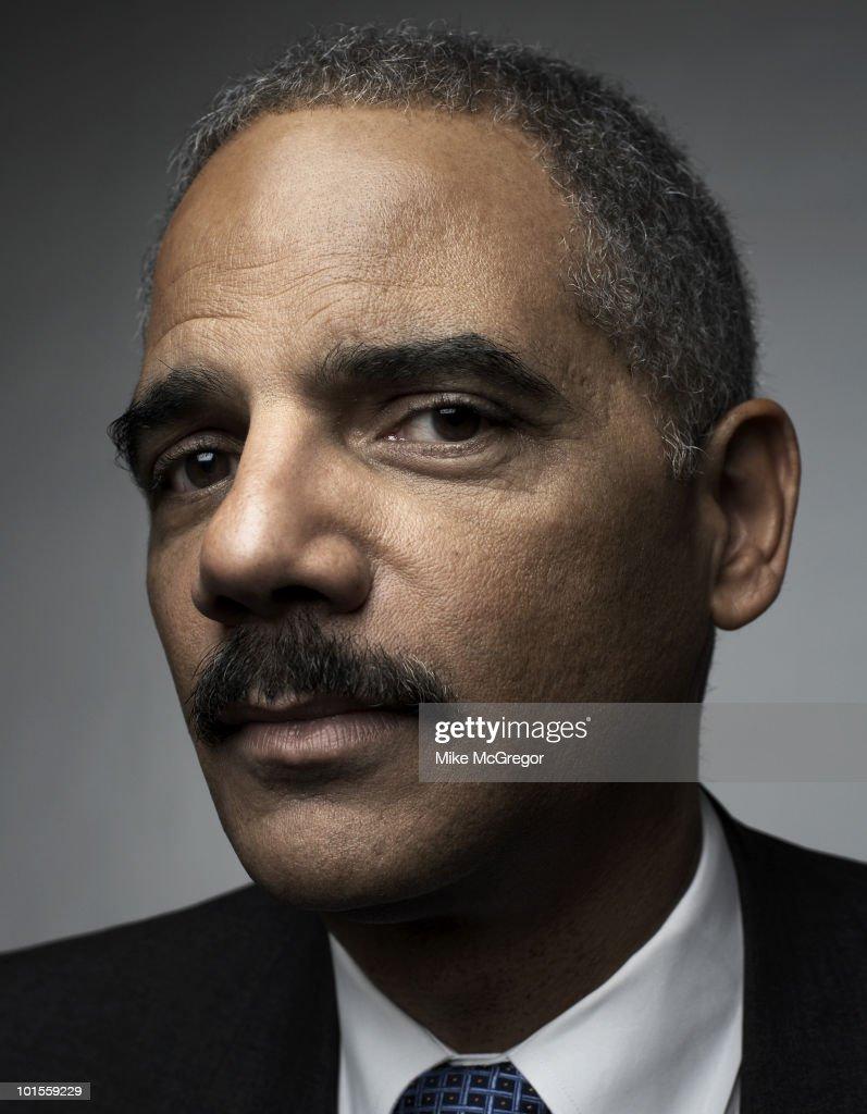 Eric Holder, Time, February 20, 2009