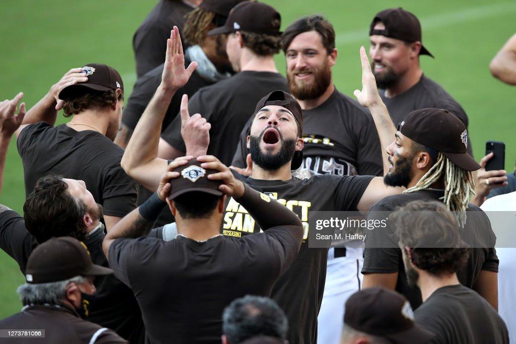 San Diego Padres v Seattle Mariners : ニュース写真