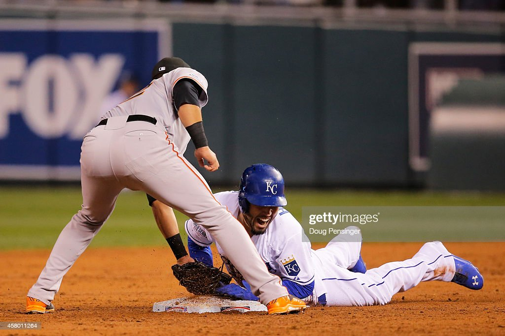 World Series - San Francisco Giants v Kansas City Royals - Game Six