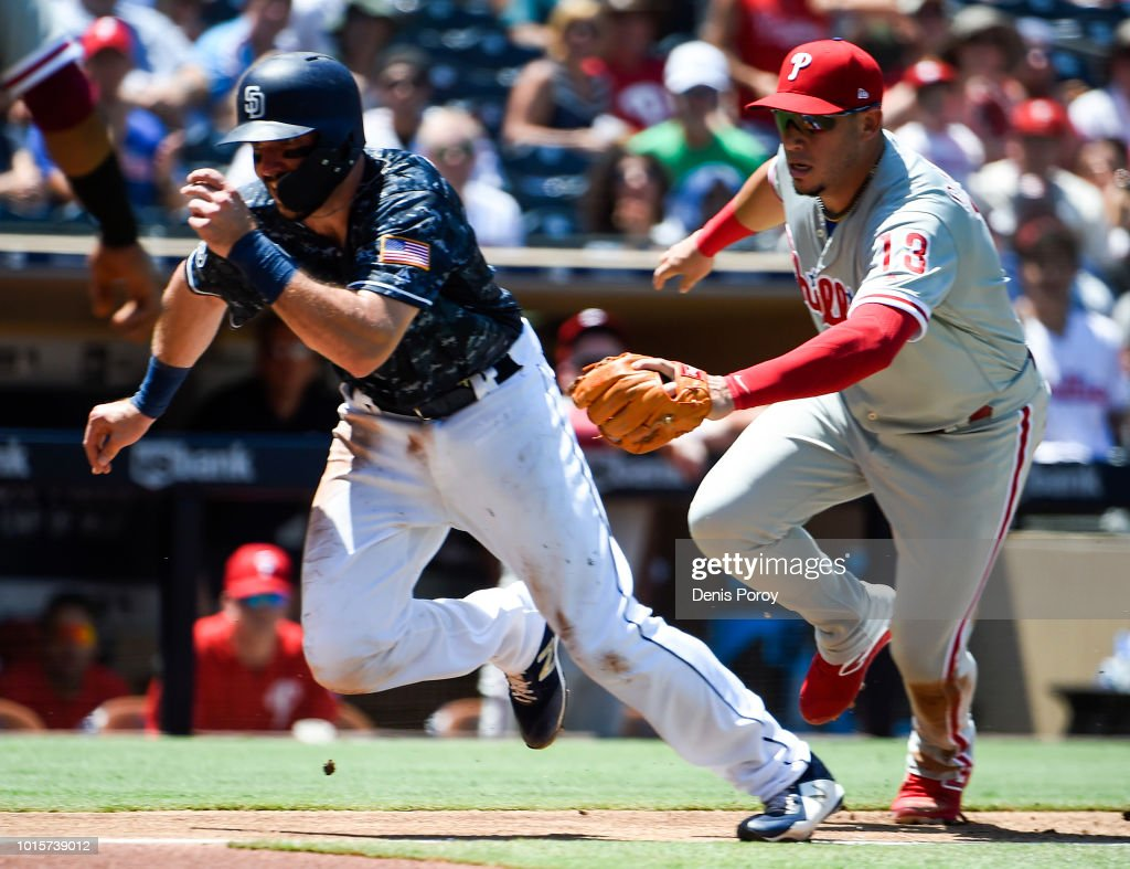 Philadelphia Phillies v San Diego Padres : News Photo
