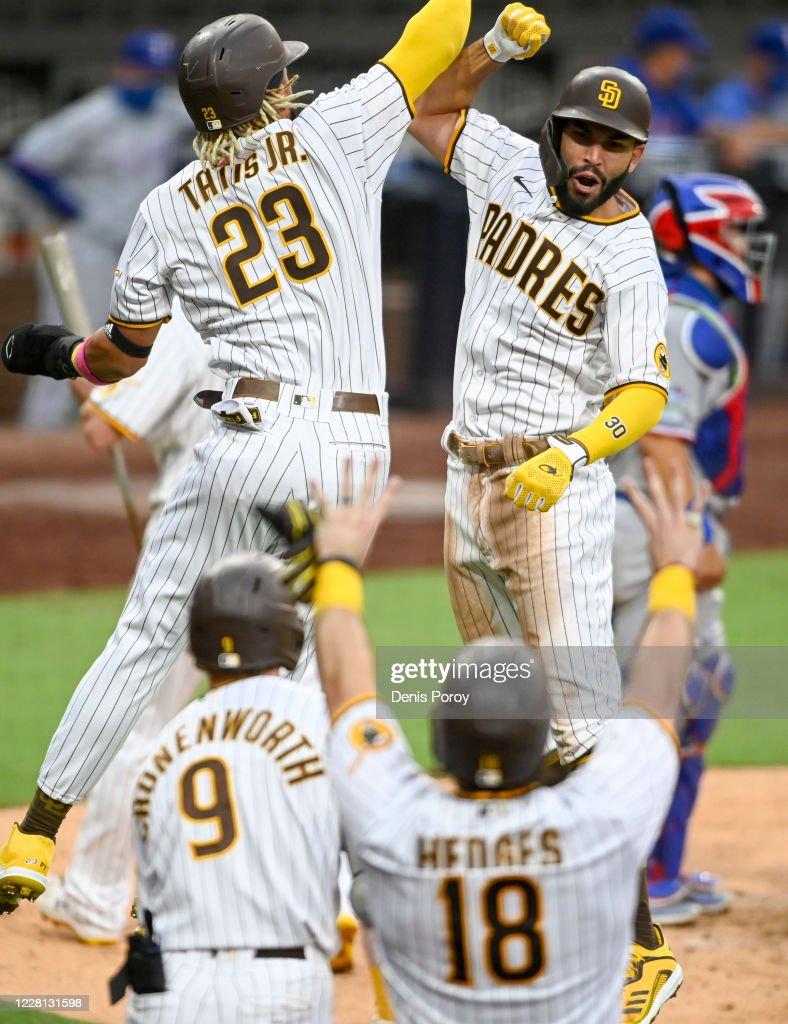 Texas Rangers v San Diego Padres : ニュース写真