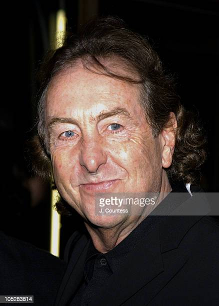 Eric Idle during Opening Night of Jumpers Arrivals at Brooks Atkinson Theater in New York City New York United States