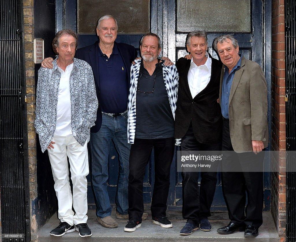 Monty Python Photocall : Foto di attualità