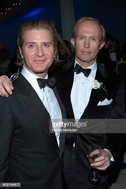 Eric Javits and Mark Gilbertson attend Museum of the City of New York Director's Council Winter Ball at Museum of the City of New York on February 27...