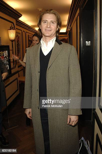Eric Javits attends AMERICAN FASHION ACCESSORIES Book Launch Hosted by CFDA BERGDORF GOODMAN at Bergdorf Goodman on November 12 2008 in New York City