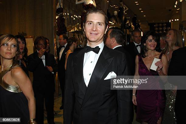 Eric Javits attends NEIMAN MARCUS 100th Anniversary Gala at Neiman Marcus on October 12 2007 in Dallas TX