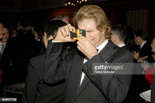 Eric Javits attends PHELOPHEPA 6th ANNUAL GALA at Gotham Hall on November 1 2007 in New York City