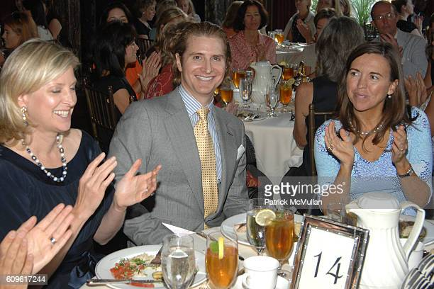 Eric Javits attends The 3rd Annual MADISON SQUARE Boys Girls Club Purses Pursonalities Luncheon honoring Vera Wang Frank Zambrelli and Janie...