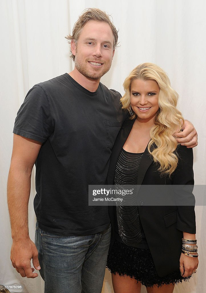 Jessica Simpson Celebrates The Launch Of Ready-To-Wear Jessica Simpson Collection : News Photo
