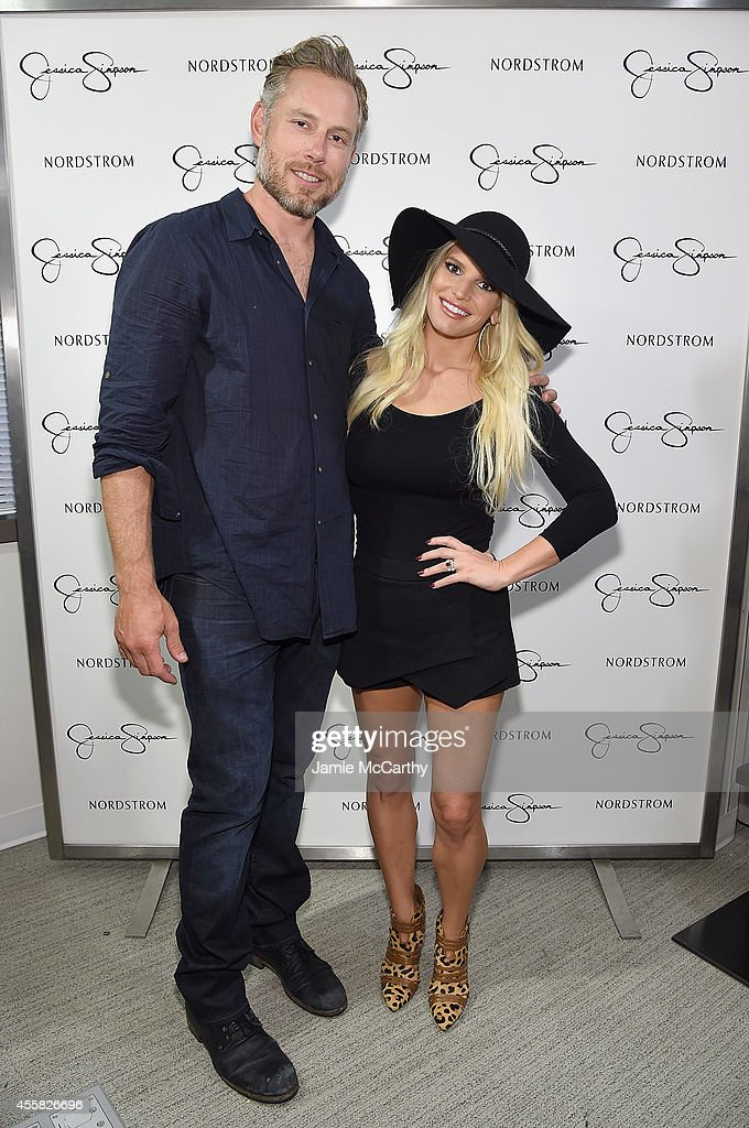 Jessica Simpson & Nordstrom Present A Fashion Show At The Grove : News Photo