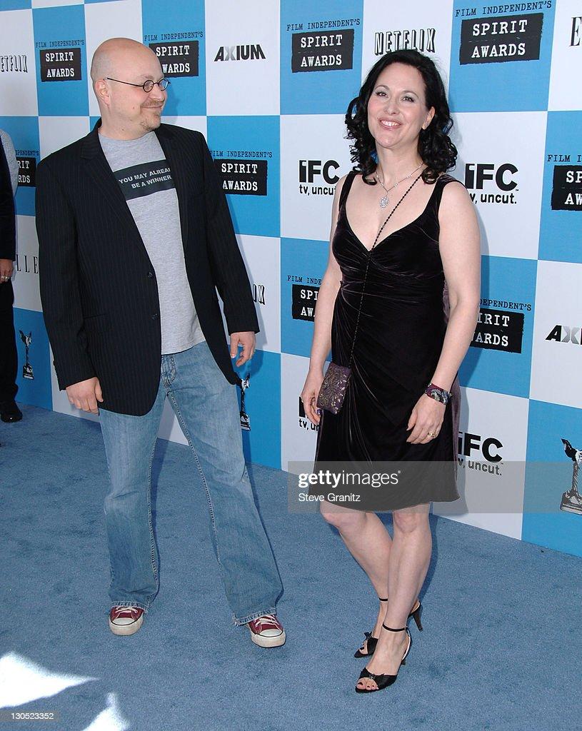 2007 Film Independent's Spirit Awards - Arrivals