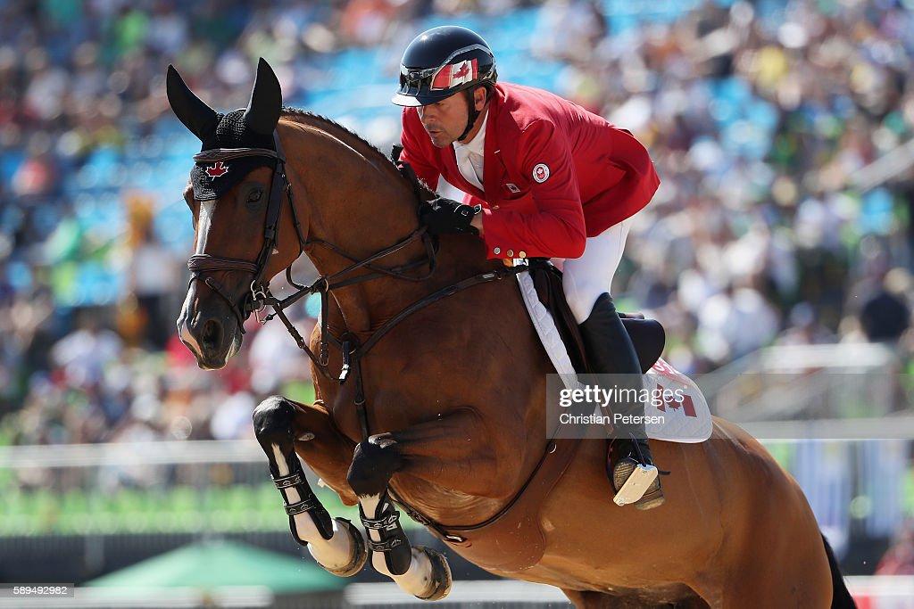 Equestrian - Olympics: Day 9